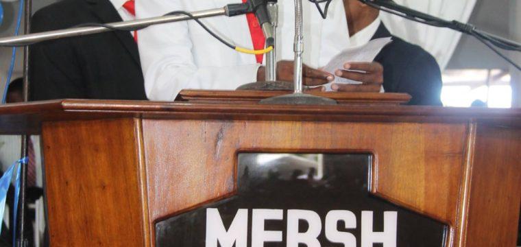 Past. Altes Laguerre à MEBSH en Haiti